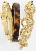 Tasha Bracelet and Michael Kors bracelet