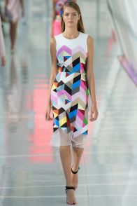 Preen by Thornton Bregazzi Spring 2014 Ready-to-Wear Collection