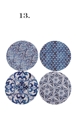 4 PACK MARRAKESH CORK PLACEMATS Mr Price Home