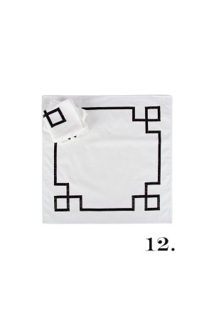 4 Pack Regency Napkins Mr Price Home