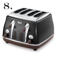 Delonghi Icona Vintage 4 Slice Toaster R1399