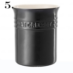 http://www.yuppiechef.com/le-creuset-prep-and-storage.htm?id=6678&name=Le-Creuset-Stoneware-Utensil-Holder-1-Litre