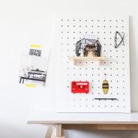 Large Peg Board, B&K Designs