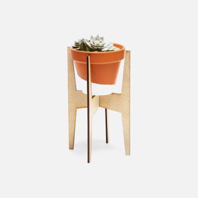 Standing Planter by Swagger Products