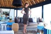 Leopard Print Tessa Dress
