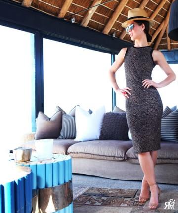 Leopard Tessa Dress