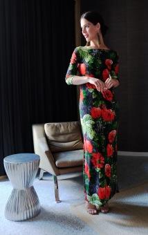 Rose Vermont Dress